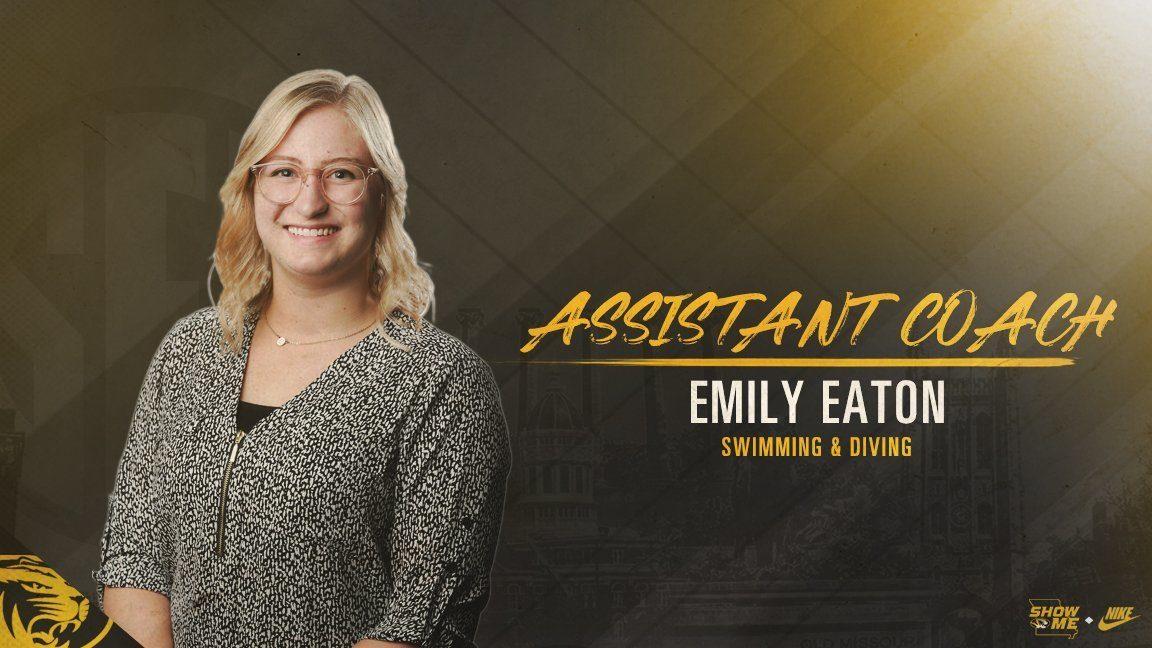 Mizzou Promotes Emily Eaton To Assistant Coach