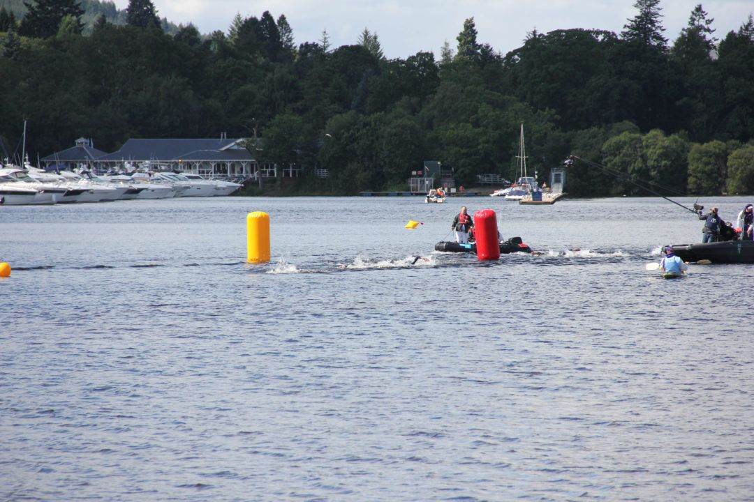 Burnell & Huskisson Head Up British Open Water Worlds Squad