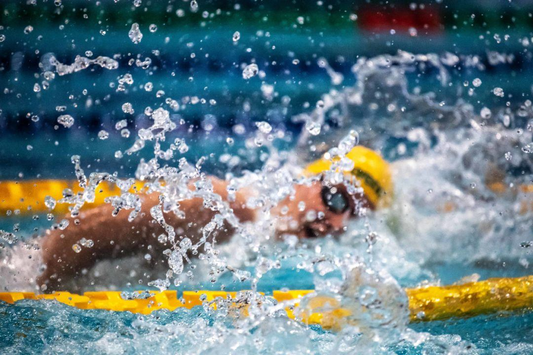 FINIS Set of the Week: Specialty Training – IM Speed Work