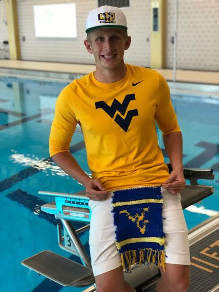 West Virginia Picks Up Verbal From Breaststroker Conrad -6898