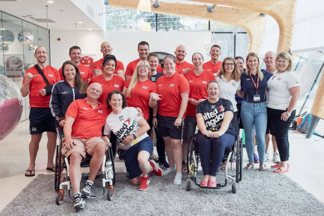 Speedo Appointed Official Supplier for Team UK at Invictus Games