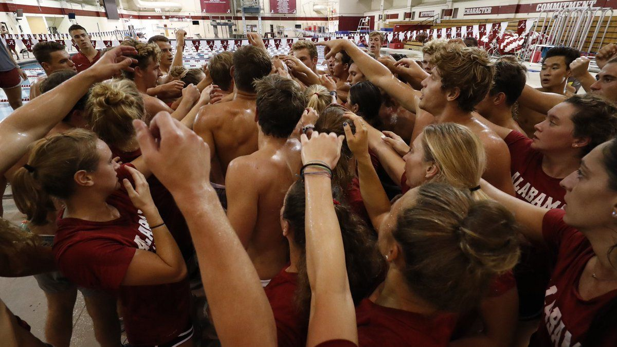 Relive Alabama Men's Weekend Win Over Texas A&M (Race Videos)