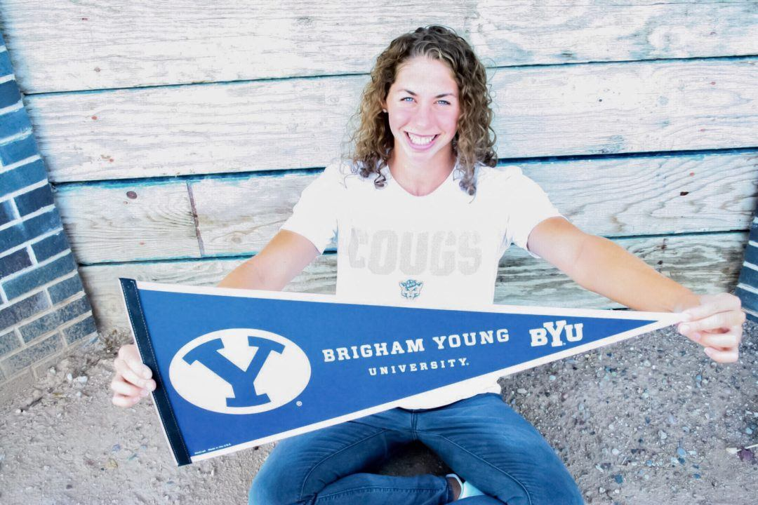 Katie McBratney Switches Commitment from ASU to BYU