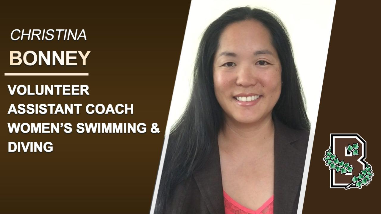 Brown Adds Christina Bonney as Volunteer Assistant
