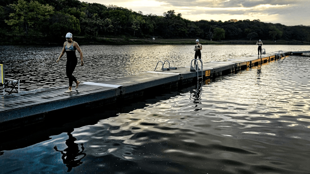 Jayhawks Set to Host 3rd-Annual CSCAA Open Water Championships