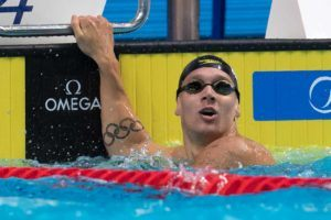 Swimming's TopTenTweets: Caeleb Dressel Gets Called Out!