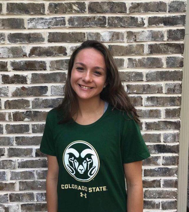 SwimAtlanta's Caroline Perry Verbally Commits to Colorado State