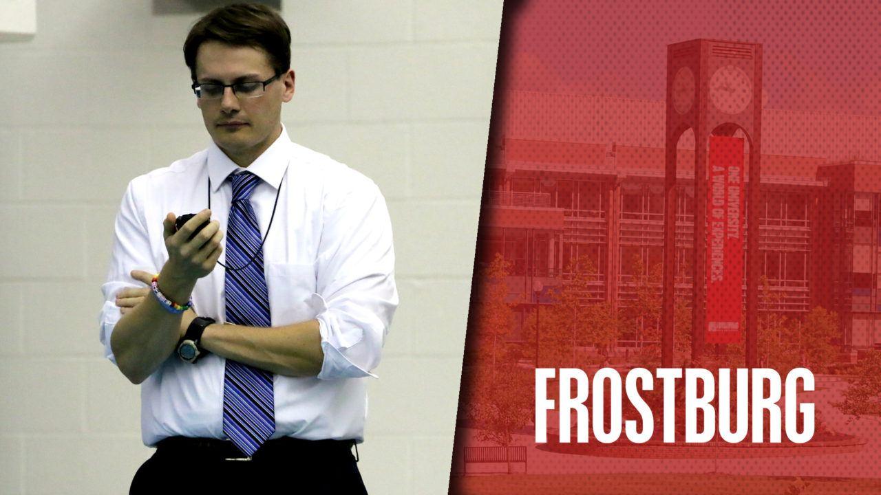 Frostburg Tabs Christiansen as Swimming Coach