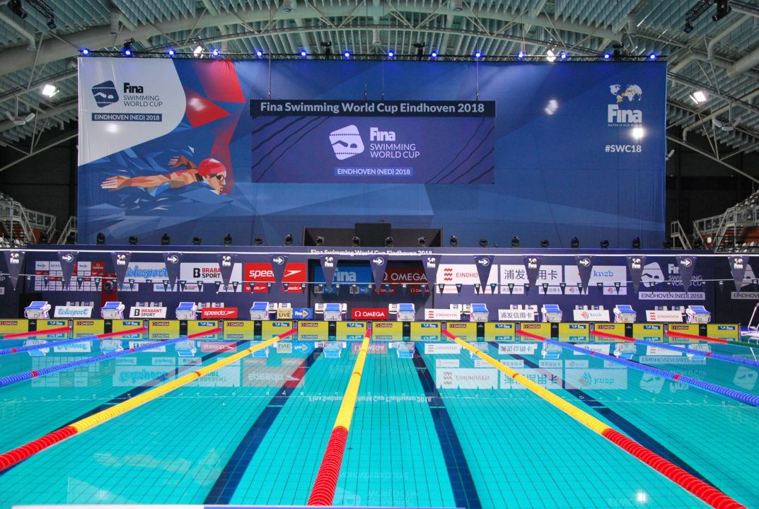 Eindhoven Pulls Out of 2019 FINA World Cup Series