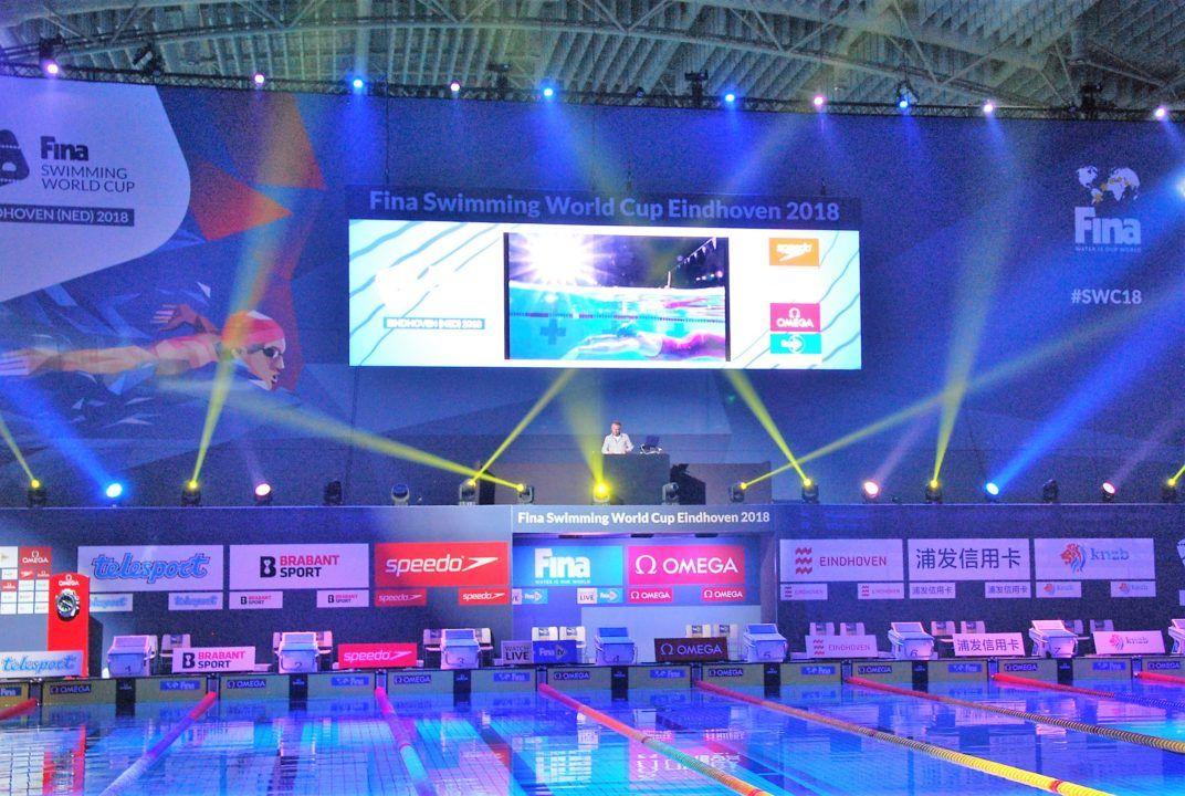 Morozov, Sjöström führen das World Cup Ranking weiter an