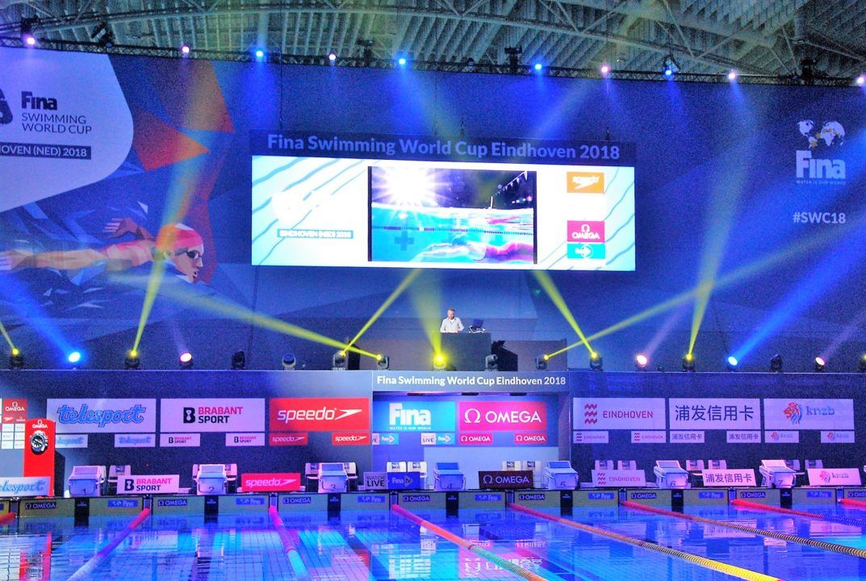FINA World Cup-La Sedicenne Wang WJR Negli 800 Stile Con 8:03.86
