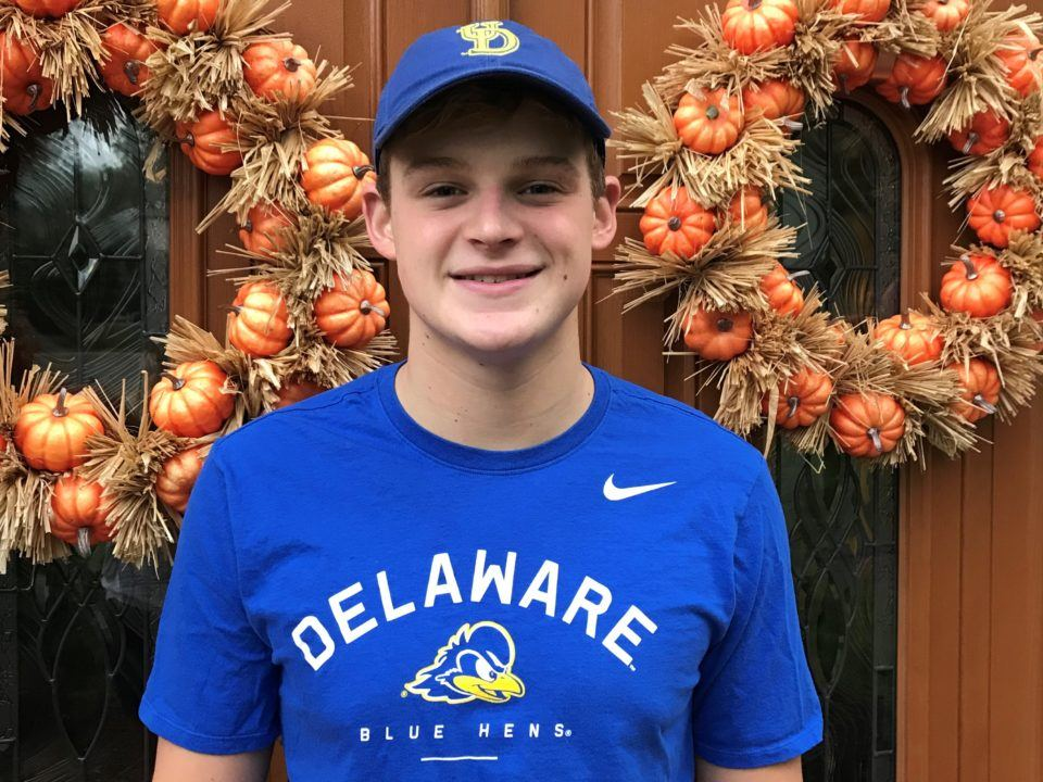 Verbal from Flyer Tommy Lutter Opens Class of 2019 for Delaware