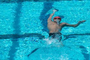 Destin Lasco Becomes Fastest Freshman In History After Monster 200 IM Drop