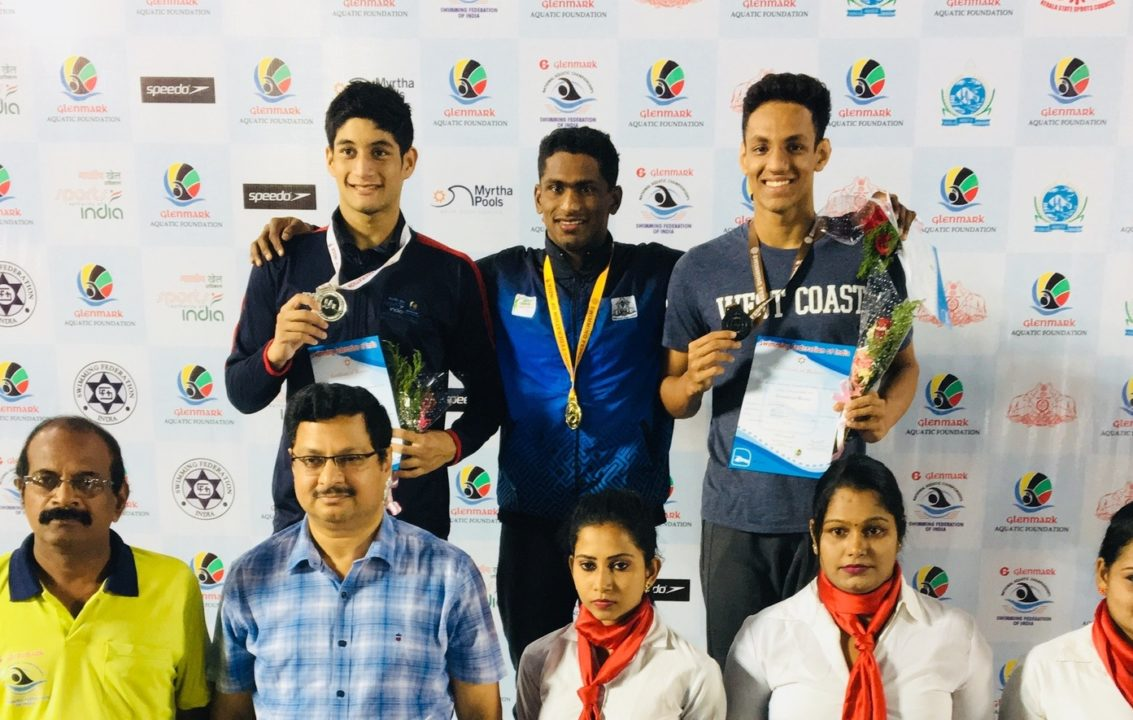 Day 3 is Business as Usual for Top Swimmers at Glenmark Championships