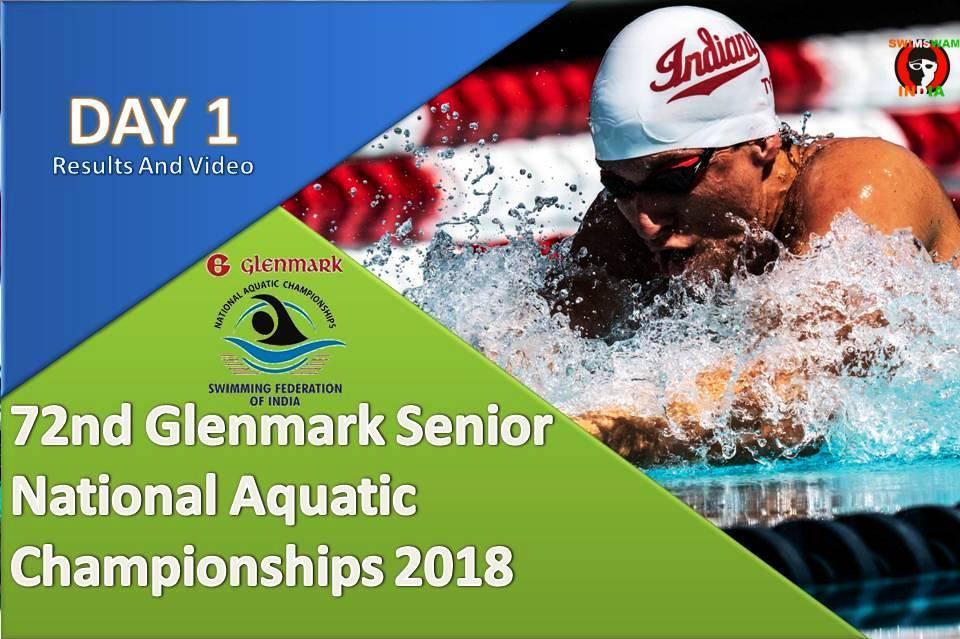 Glenmark 72nd Senior NAC 2018 – Day 1 Results