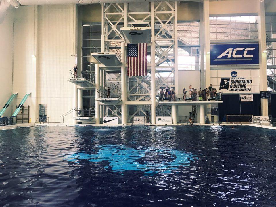 USA Diving Announces Winter Trials Will Be in Atlanta, Dec. 16-21