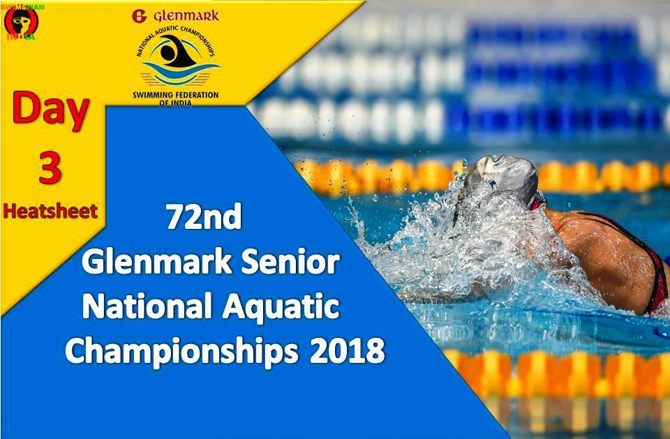 Glenmark 72nd Senior NAC 2018 – Day 3