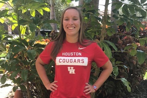 Sprinter Elizabeth Richardson Announces Verbal Commitment to Houston