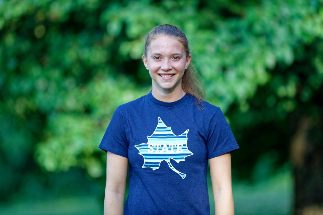 Backstroker Rachel Sanqunetti Verbally Commits to Indiana State