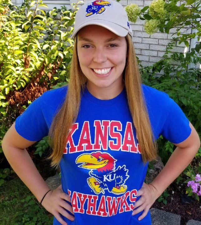 MSHSAA Class 1 Record-holder Autumn Looney Verbals to Kansas