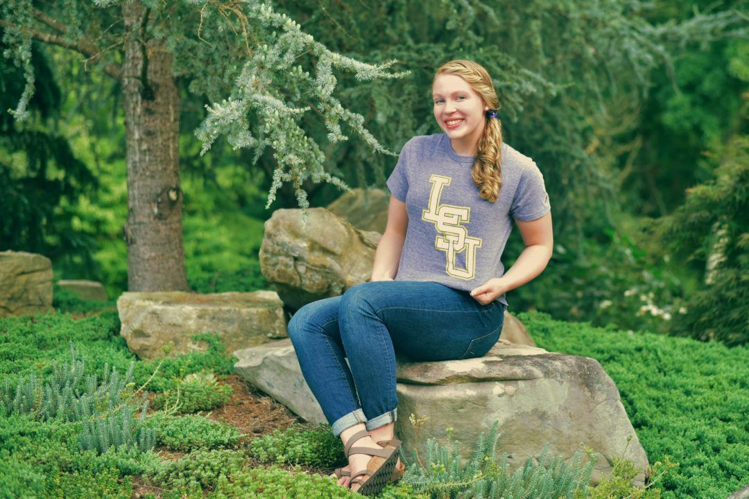 Breaststroker Emily Pye Sends Verbal Commitment to LSU