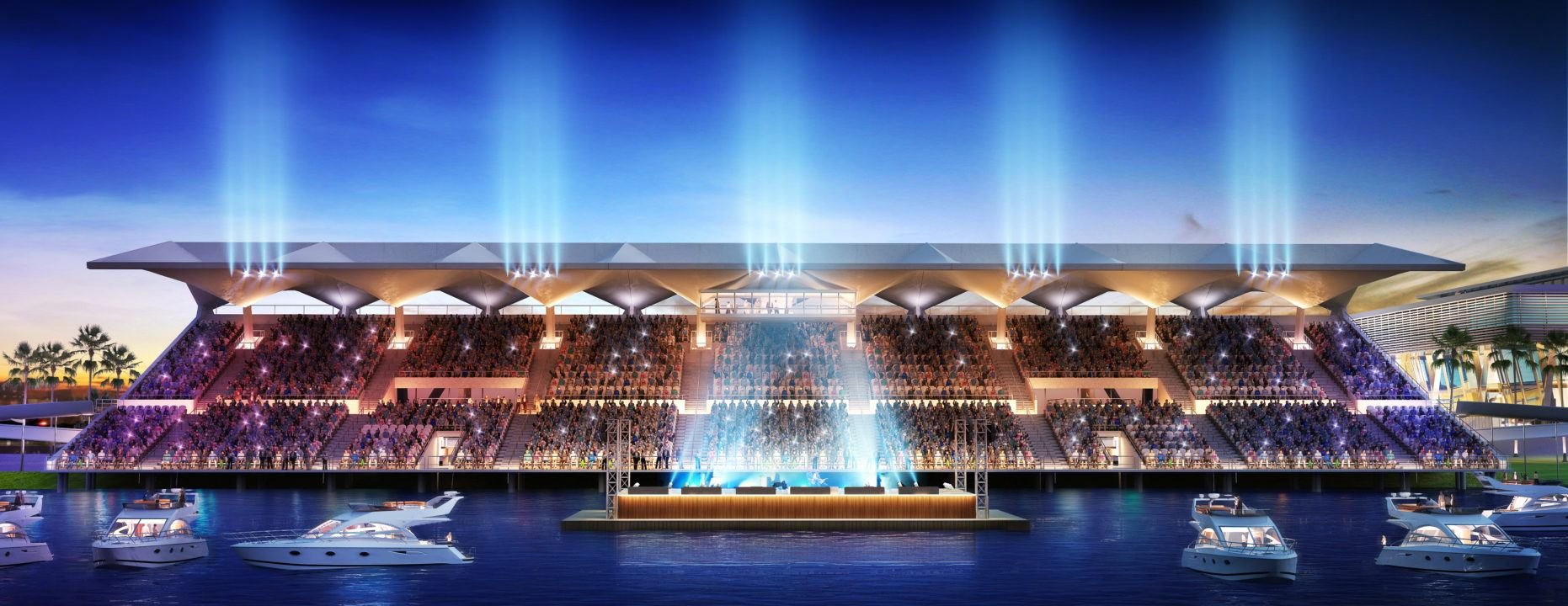 2019 US Open Water Championships to be Held at Miami Marine Stadium