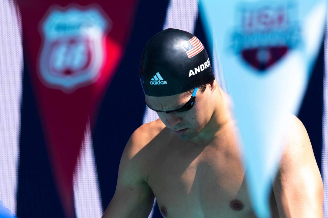 Claire Tuggle & Michael Andrew Headline Carlsbad Sectionals