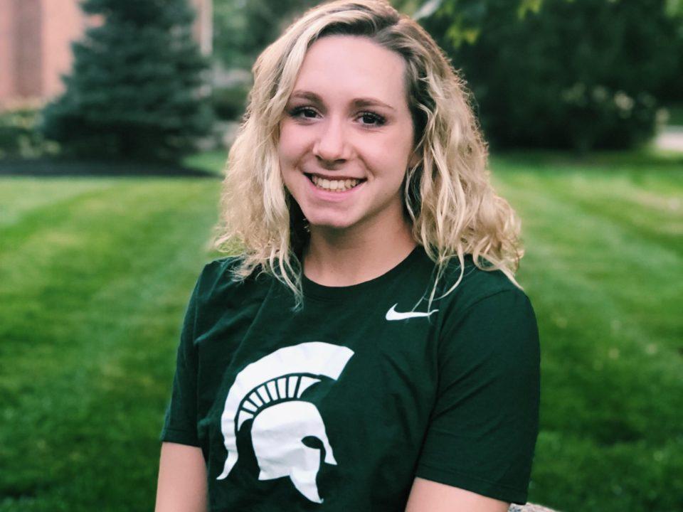 Dayton Raiders Freestyler Liz Quarin Hands Verbal to Michigan State