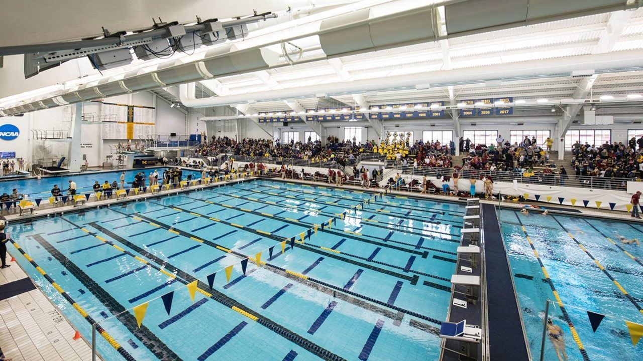 Michigan Slated for Three Home Meets Among 2018-19 Schedule
