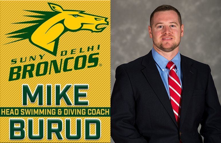 SUNY Delhi Tabs Mike Burud as Head Coach