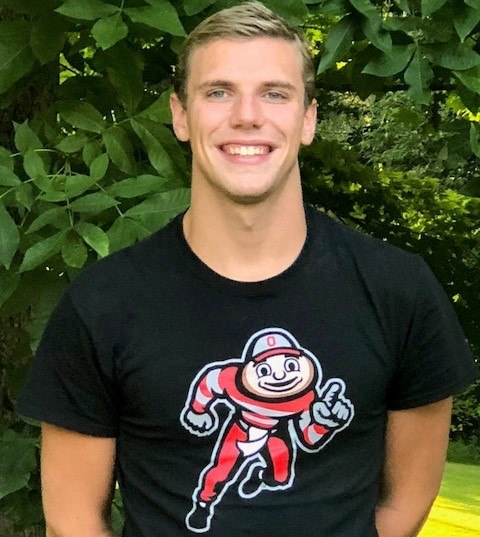 Ohio State Picks Up Verbal from State 100 Free Champ Jay Johnson