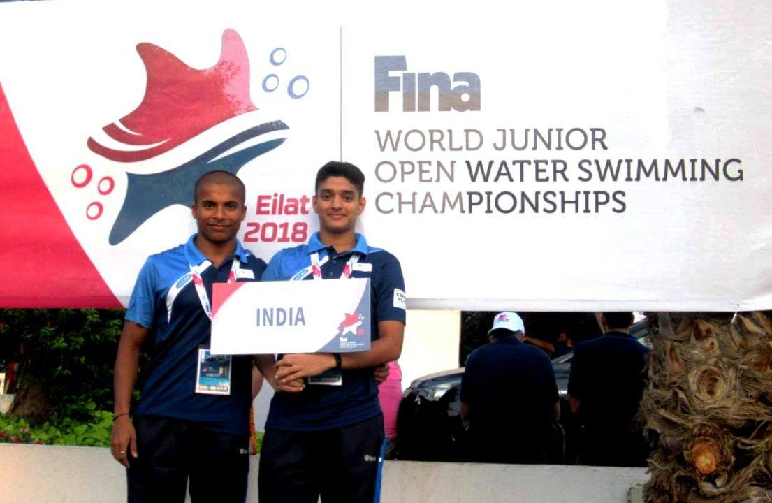 2018 FINA Open Water Junior Championship: India Ki Day 2 Report