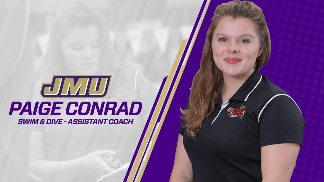 James Madison Hires Paige Conrad as Assistant Coach