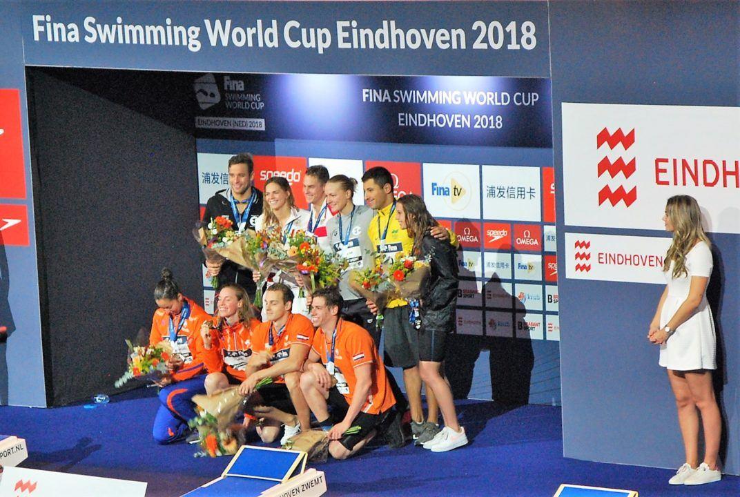 2018 FINA World Cup Eindhoven: Day 3 prelims recap