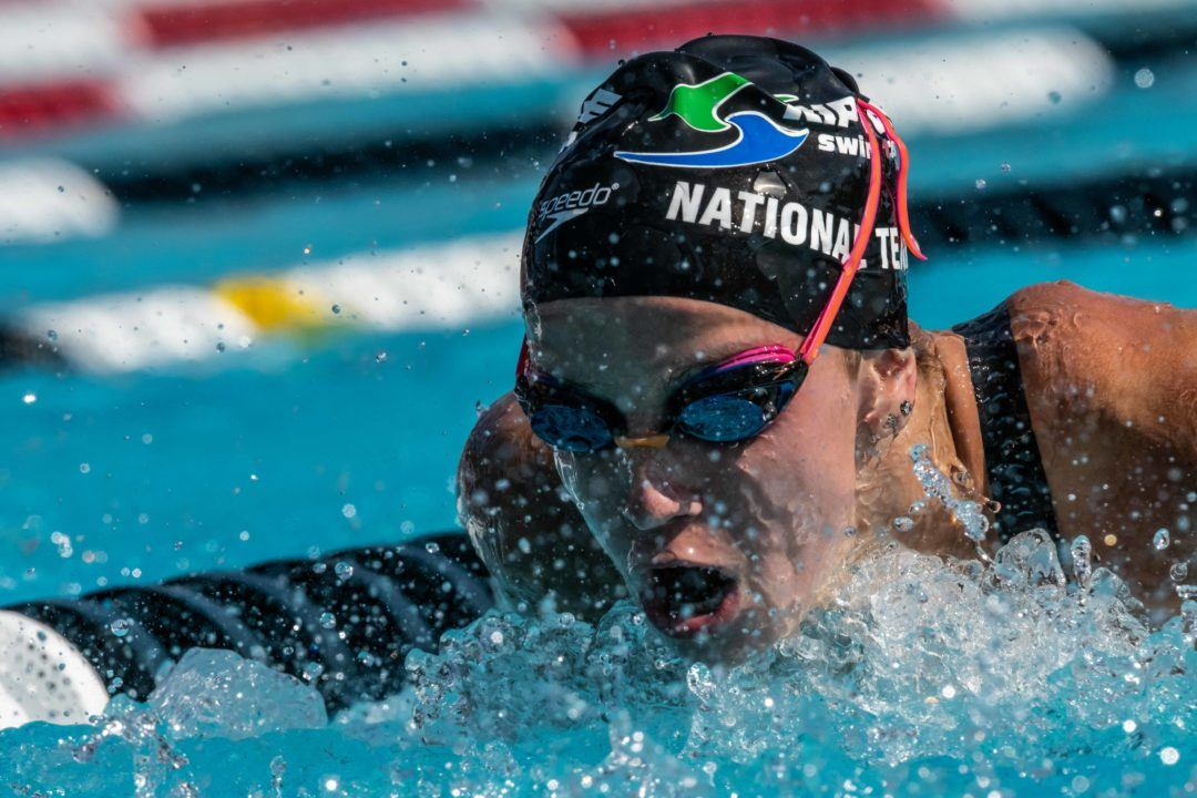 SwimSwam Pulse: 61% Say Regan Smith Should Turn Pro & Forgo NCAA Swimming