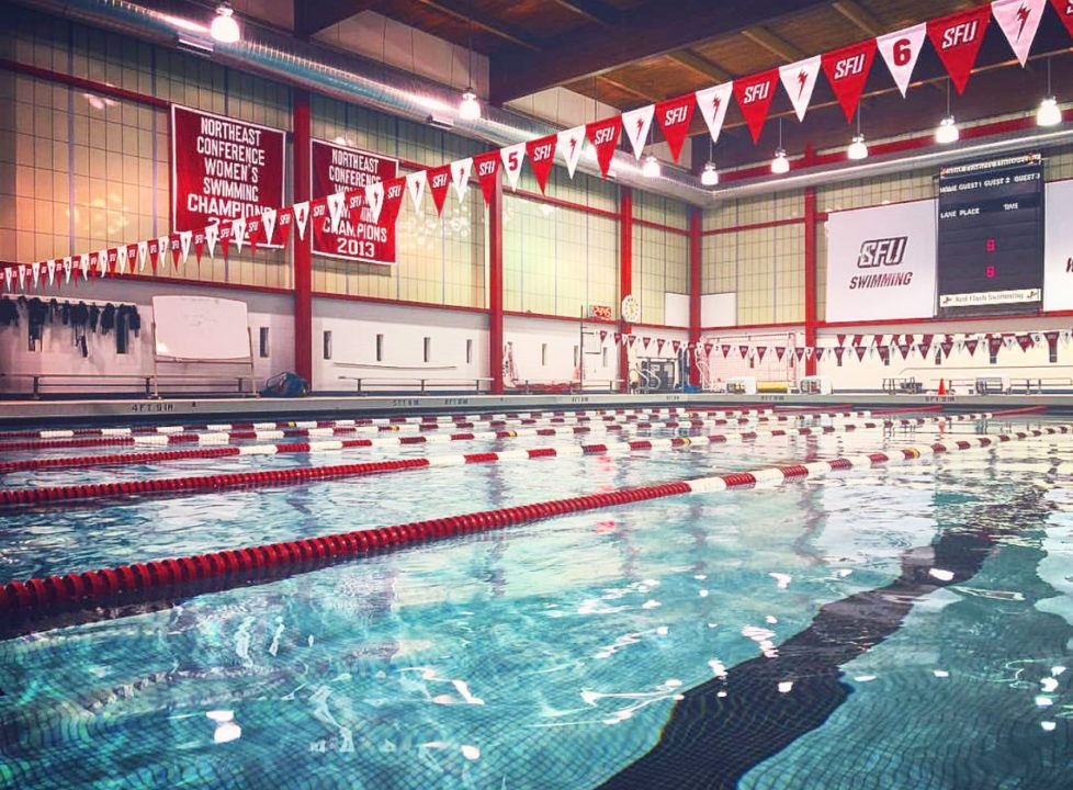Saint Francis Tabs Kyle Almoney as Head Swim Coach