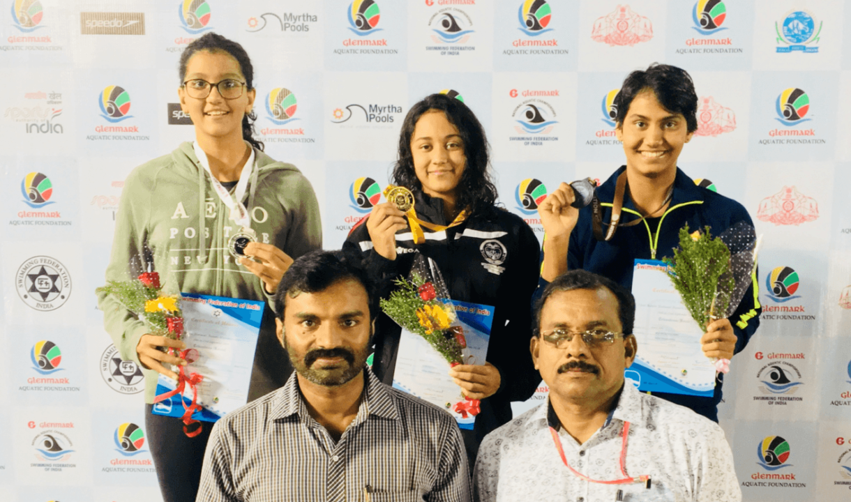 Saloni, Richa Battle for Top Honours as Day 4 Produces 2 Records