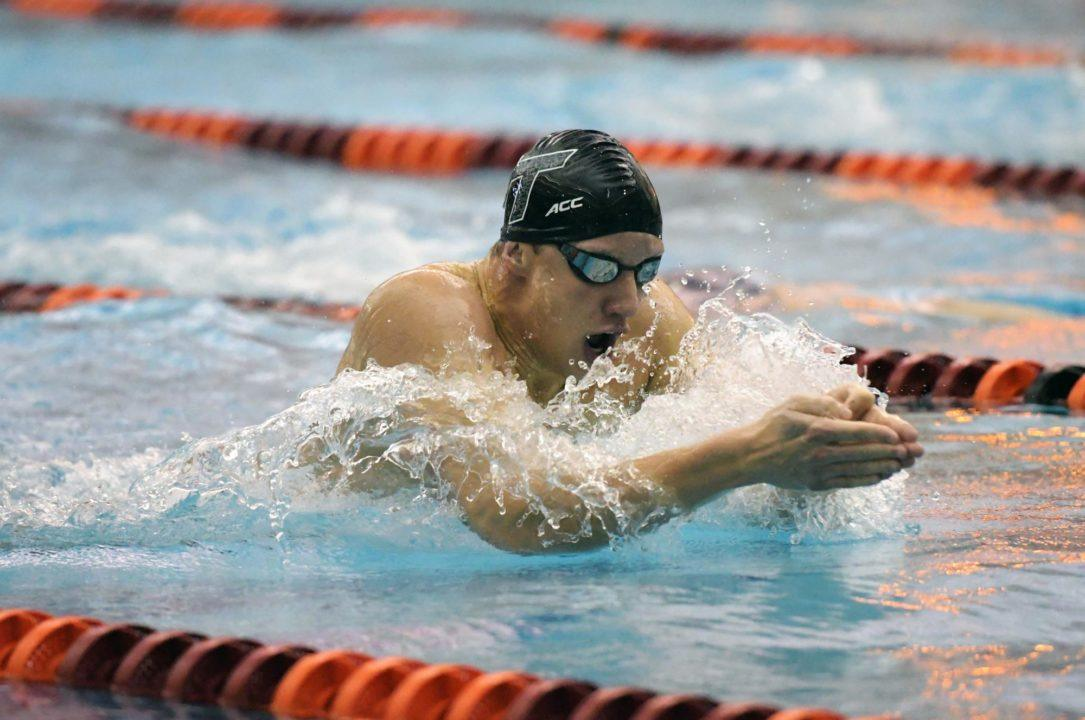 Virginia Tech Set for Four Home Meets in 2018-19