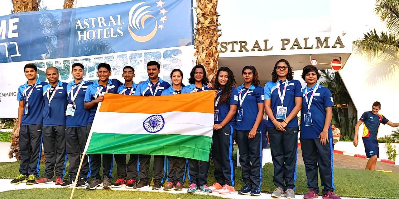 2018 FINA Open Water Junior Championship: India Ki Day 1 Report