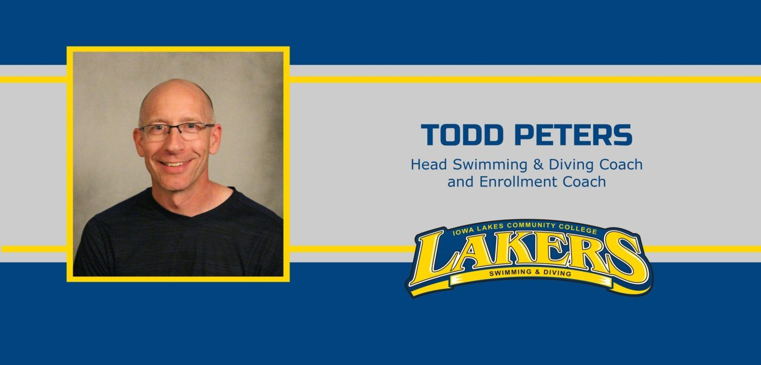 Iowa Lake Community College tabs Todd Peters as Head Coach