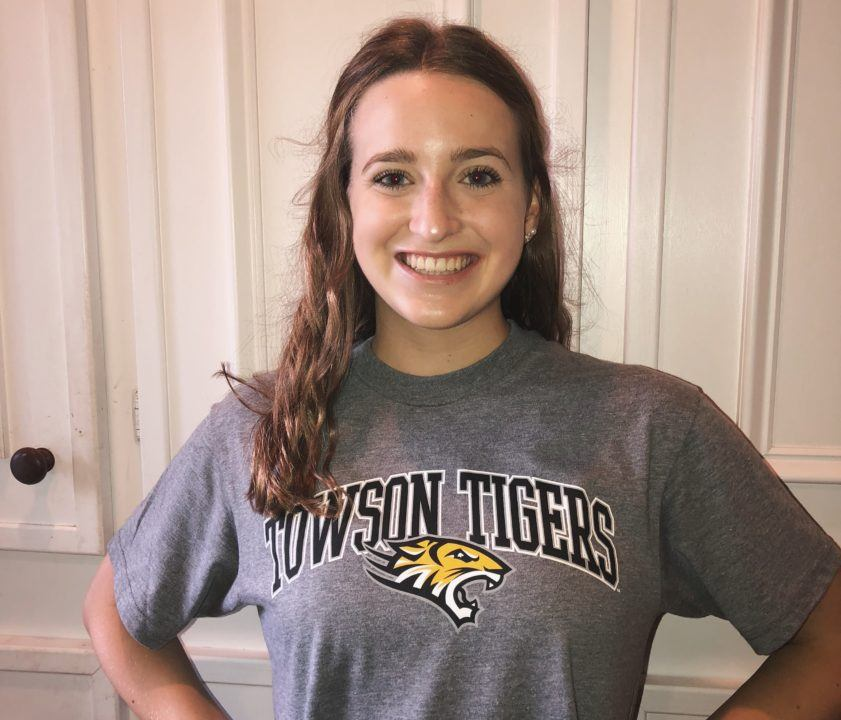 York's Kayla Reedy Verbally Commits to Towson