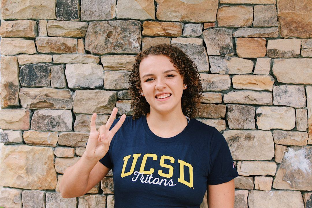 3x NCISAA State Champion Sophie Francis Makes Verbal Pledge to UCSD