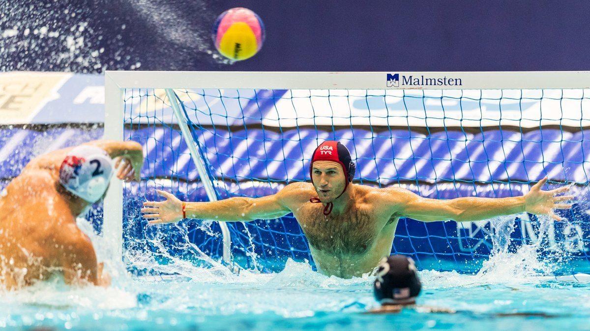 USA Men Finish Sixth at FINA World Cup