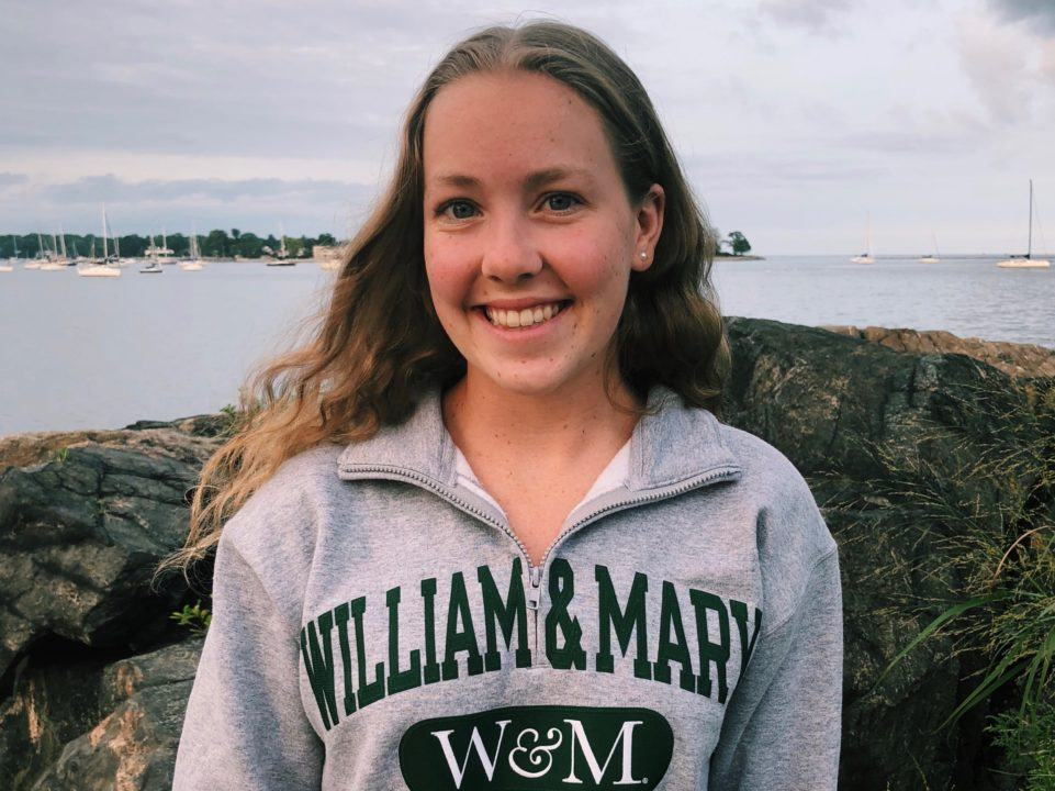 The Tribe Secures Verbal Commitment from Badger Swim Club's Kim Jogis