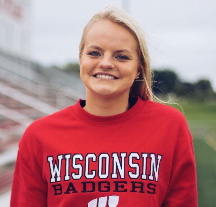 MN Distance Freestyler Alivia Lindorfer Verbals to Wisconsin