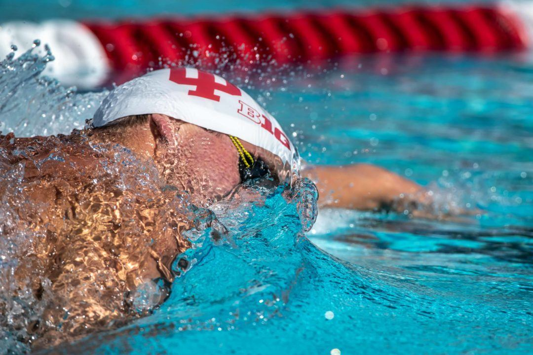 Watch: UT-IU-UF Tri-Meet Recap in Less than 2 Minutes (Video)