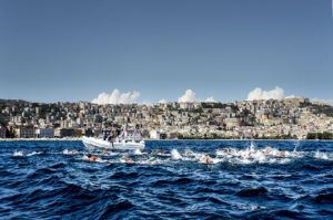 Race at Napoli 52 a Capri - Napoli FINA Open Water Swimming Grand Prix 2017 September 3rd, 2017 - 03-09-2017 ©Giorgio Scala/Deepbluemedia/Inside foto