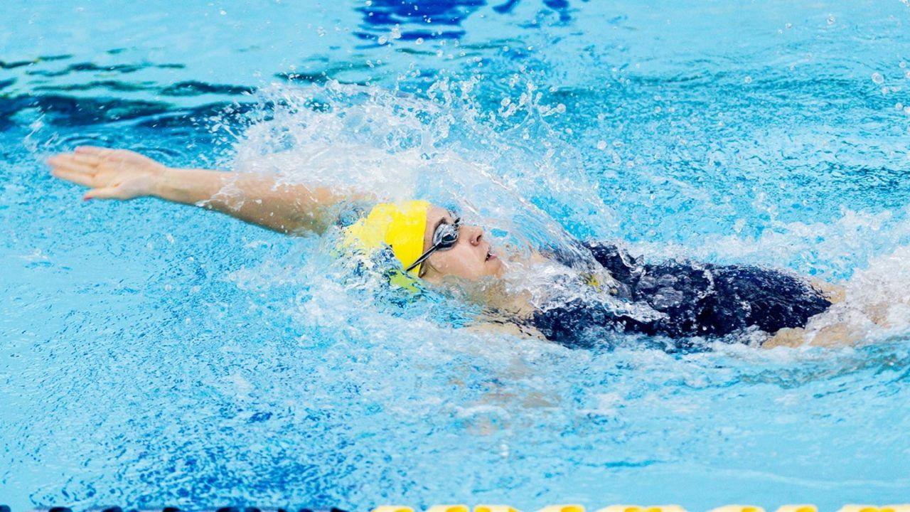 Michigan Overwhelms Oakland and Miami at Season-Opening Tri-Meet