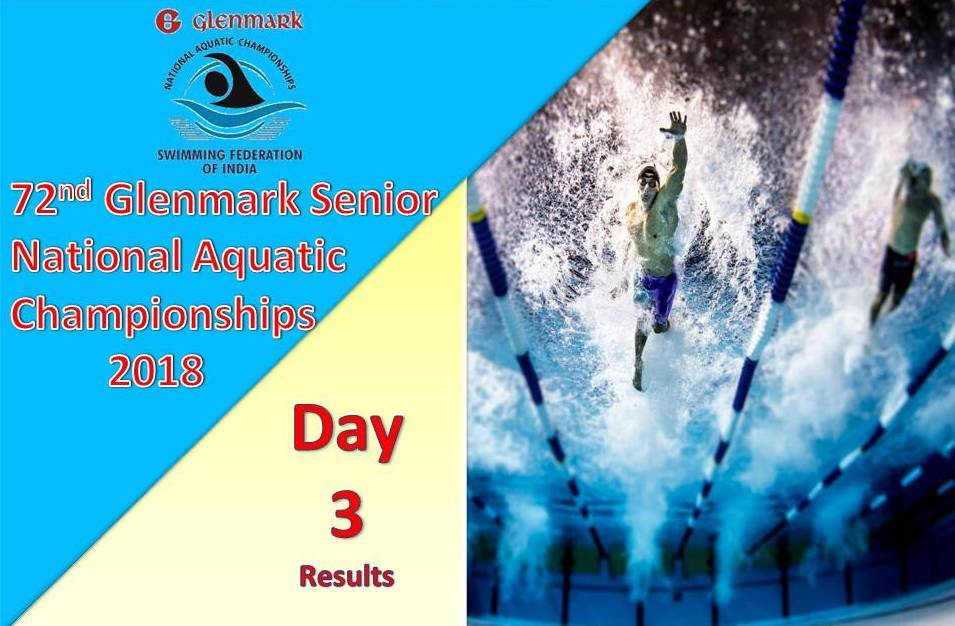 Glenmark 72nd Senior NAC 2018 – Day 3 Results