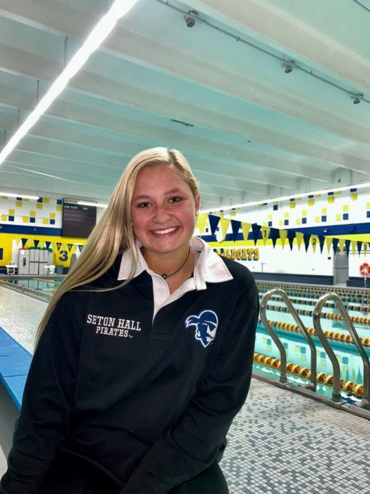 Sierra Cripps, Two-Sport Captain, Verbally Commits to Seton Hall
